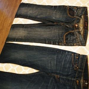 Seven for all mankind mens jeans